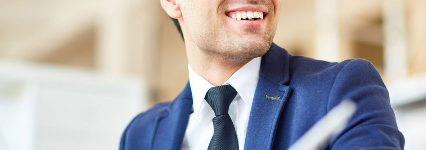 Increase sales with a smile