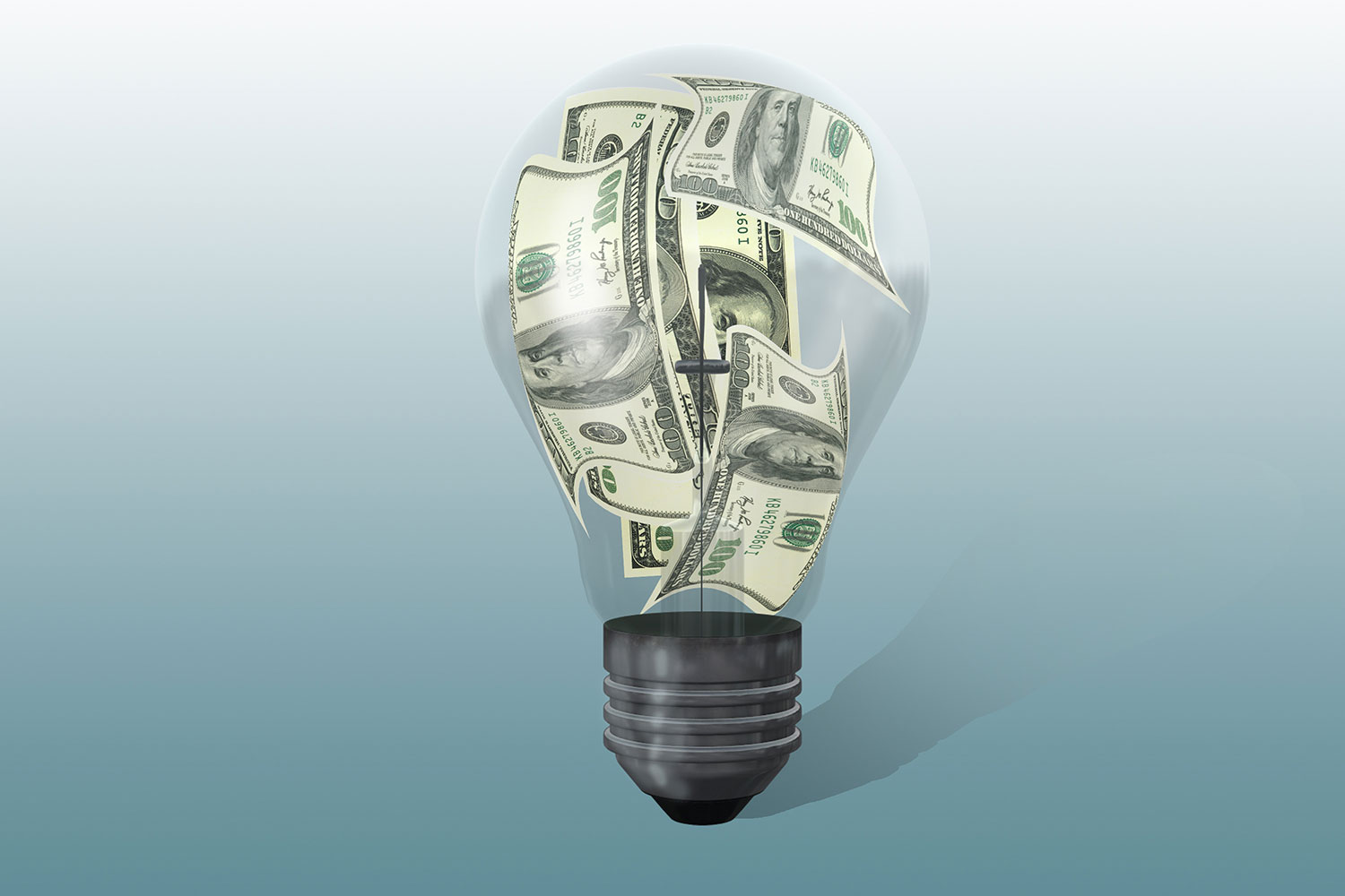 REDUCE EXPENSES & light up your life